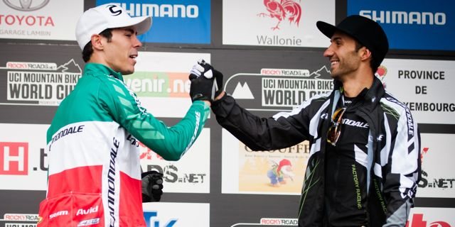 ceremony_Fontana_Fumic_team_120415_acrossthecountry_mountainbike_xco_by Kuestenbrueck