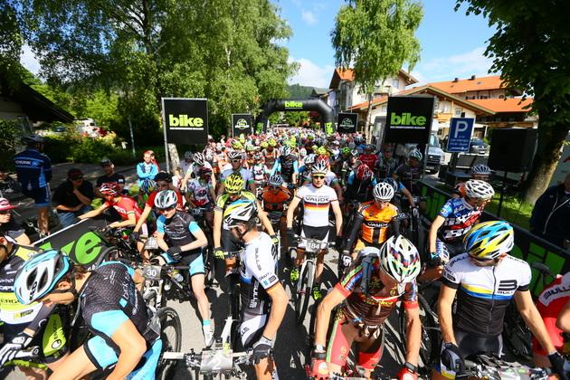 BikeFourPeaks_Start_Ruhpolding_acrossthecountry_mountainbike