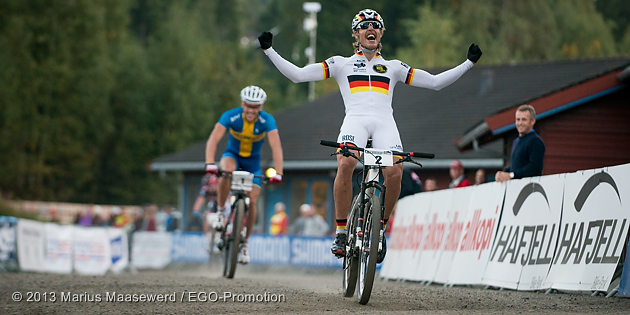 130912_NOR_Hafjell_XCE_Gegenheimer_finish_acrossthecountry_mountainbikeby_Maasewerd