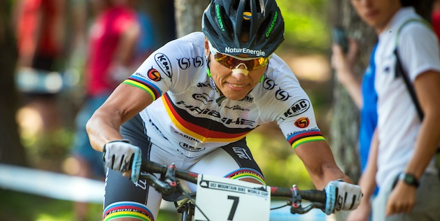 130727_AND_Vallnord_XC_Women_Spitz_mouth_acrossthecountry_mountainbike_by_Kuestenbrueck