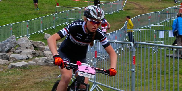Helen-Grobert_WC14_Meribel_U23Damen_acrossthecountry_mountainbike_by-Goller