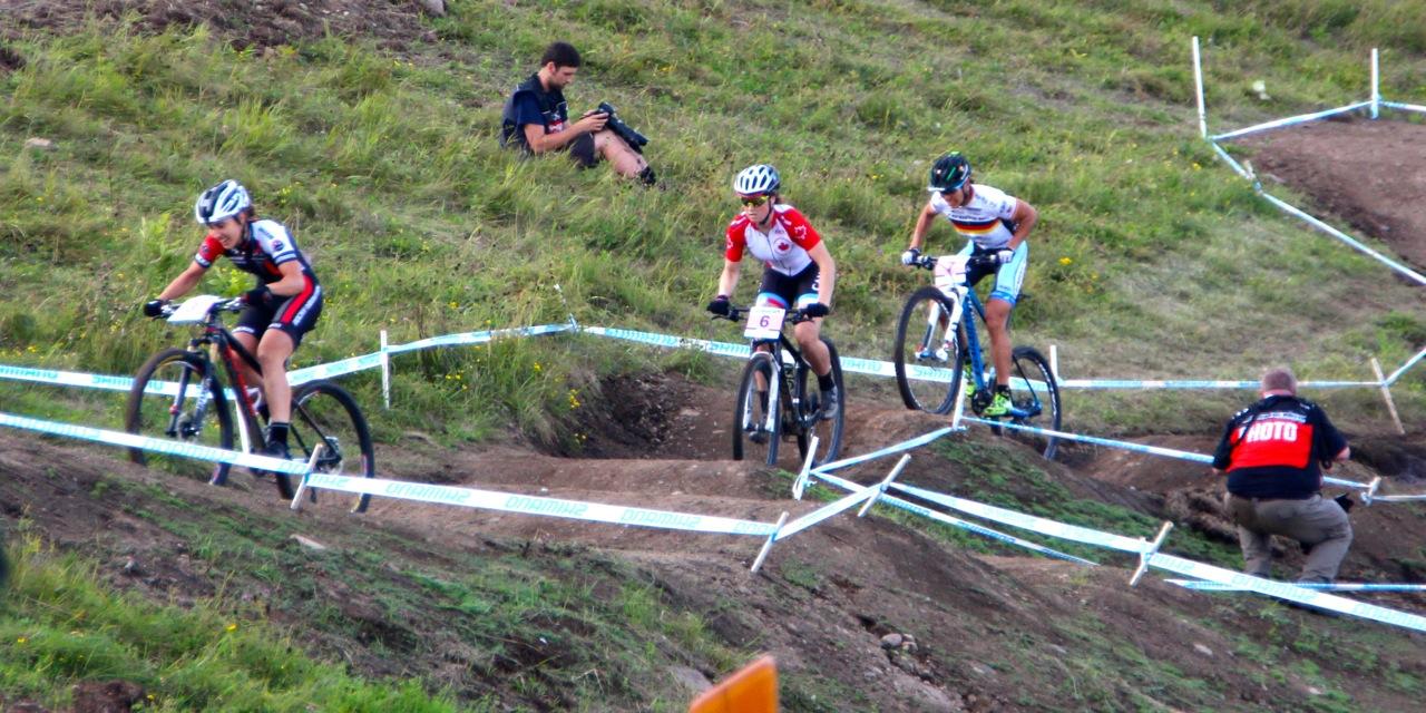 Lanthier-Nadeau_Elodie-Bernier_Sabine-Spitz_WC14_MSA_Eliminator_acrossthecountry_mountainbike_by-Goller