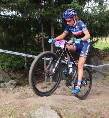 Pauline-Ferrand-Prevot_u23-damen-wm14_hafjell_acrossthecountry_mountainbike_by-Goller