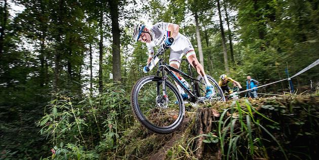 140914_4831_by_Dobslaff_GER_BadSalzdetfurth_XC_MU_VanDerHeijden_acrossthecountry_mountainbike