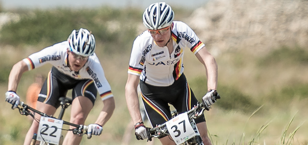 130310_Christopher-Platt_Louis-Wolf_acrossthecountry_mountainbike_CYP_Amathous_XC_Men_Germans_frontal_by_Kuestenbrueck