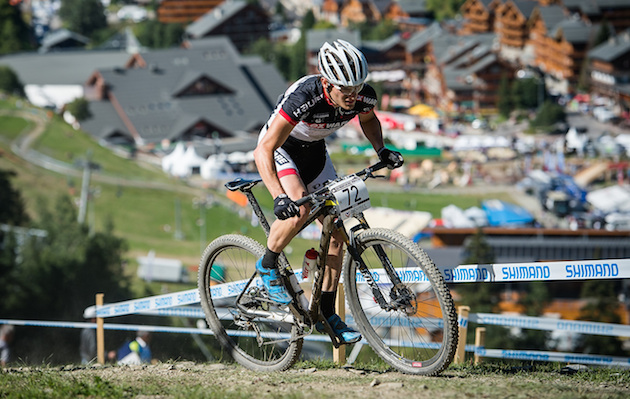140824_by_Weschta_FRA_Meribel_XC_ME_Bauer_acrossthecountry_mountainbike