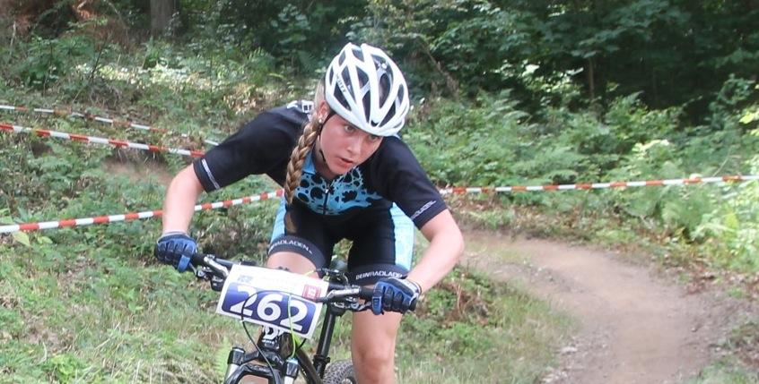 Anna-Lena Nicolai_Nachwuchs-DM14 Hausach_U17 acrossthecountry_mountainbike_by Goller - 36