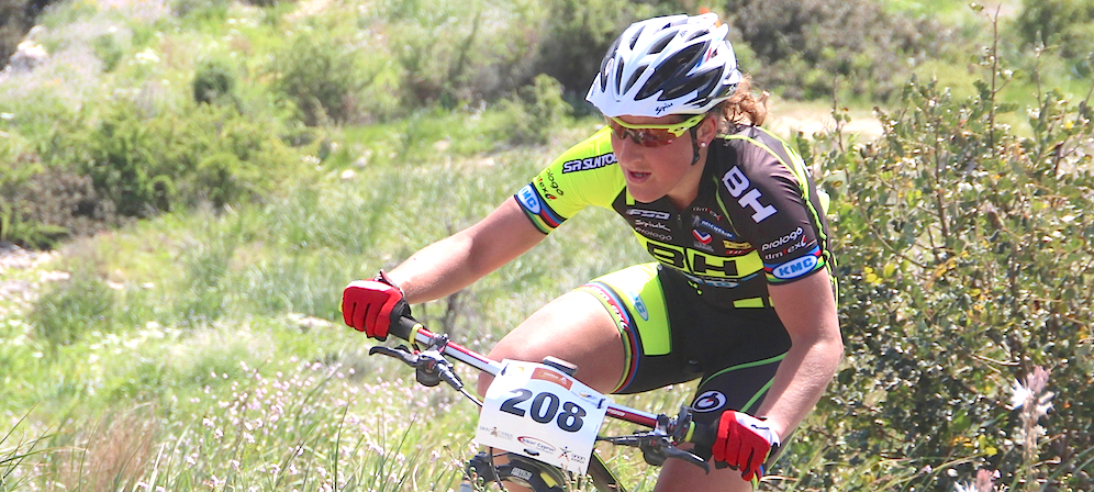 Julie Bresset_Cyprus_Amathous_uphill_acrossthecountry_mountainbike_by Golle