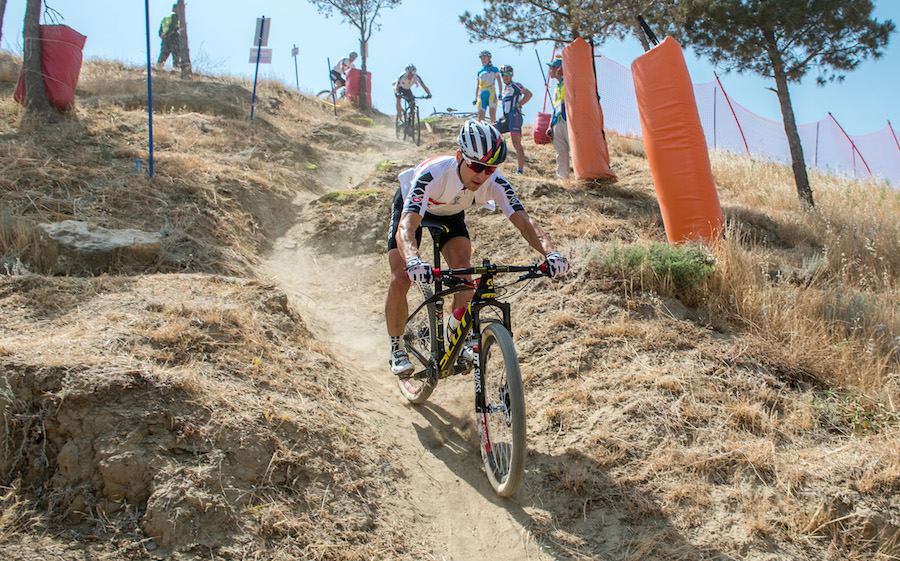 150610_Schurter_downhill_training_by_Kuestenbrueck