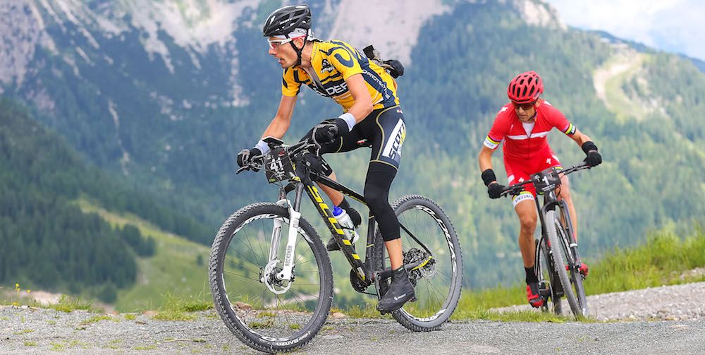 Ragnoli_Sauser_BikeFourPeaks_acrossthecountry_mountainbike_by Henning Angerer