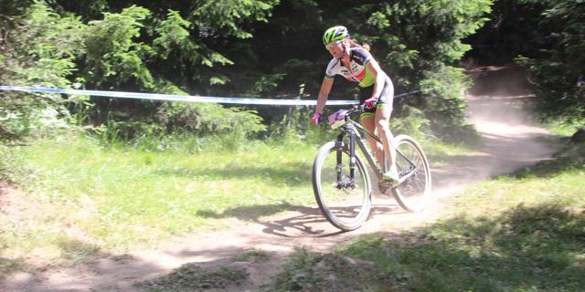 Dahle-Flejsaa_acrossthecountry_mountainbike_WC15_Lenzerheide_Damen_by-Goller