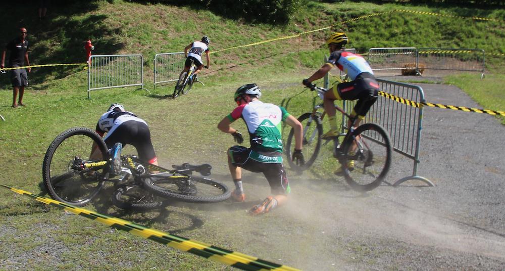 Klausmann_Hog_Gutmann_Horvath_crash_Sprint-DM15_by Goller