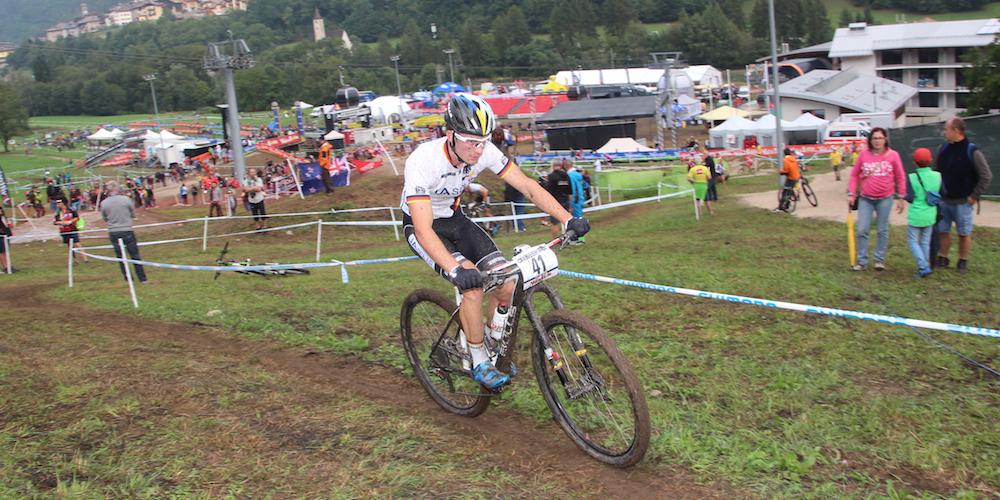 Martin Frey_WC15_ValdiSole_U23Herren_acrossthecountry_mountainbike_by Goller