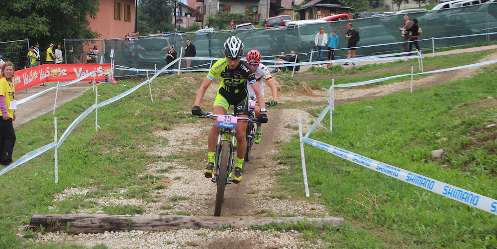 Morath_Grobert_WC15_ValdiSole_Damen_acrossthecountry_mountainbike_by Goller