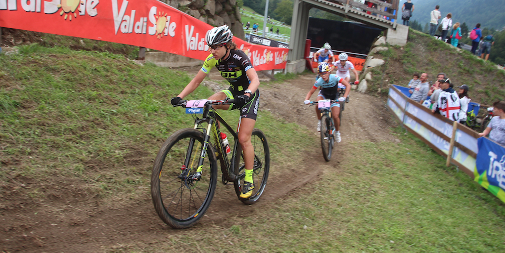 Morath_Batty_WC15_ValdiSole_Damen_acrossthecountry_mountainbike_by Goller.