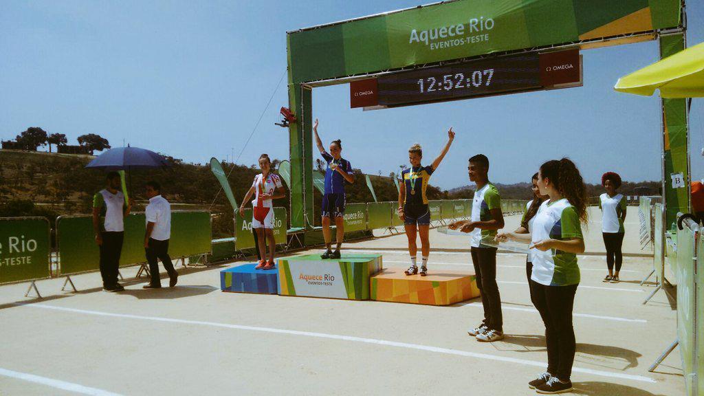 Olympia-Test in Rio: Eva Lechner gewinnt Duell mit Maja ...