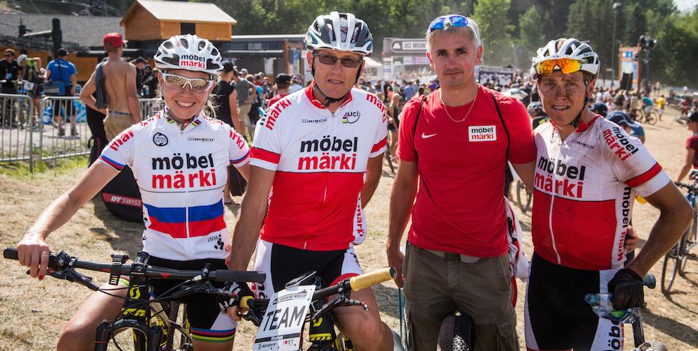 Das Möbel Märki MTB Team und ein Veto aus Moskau – a cross ...