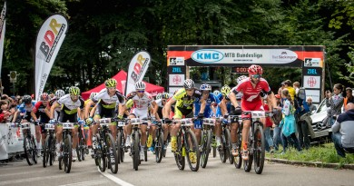 KMC Bundesliga Bad Säckingen: Nächste Runde im ultimativen Duell Schurter versus Absalon