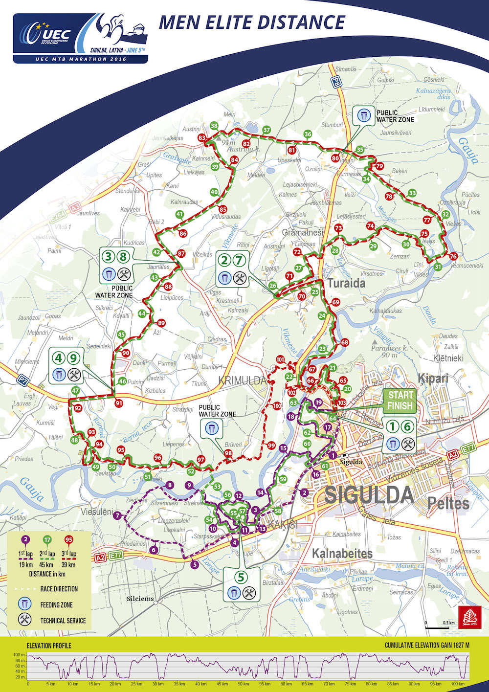 Marathon-EM16_Strecke_plan_Sigulda