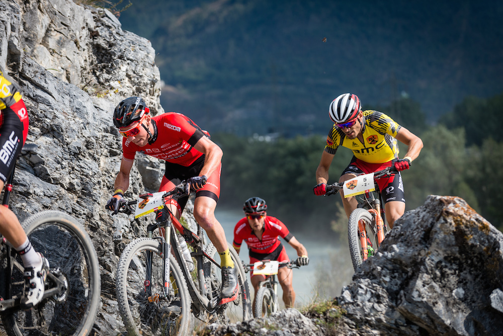 160914_0614_SUI_Leukerbad_SwissEpic_Stage2_Geismayr_IndergandR_Kaess