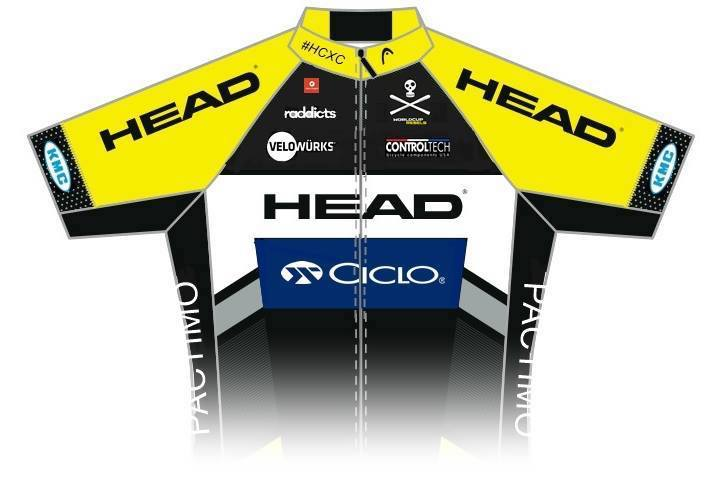 HEAD-Ciclo_XC-Trikot
