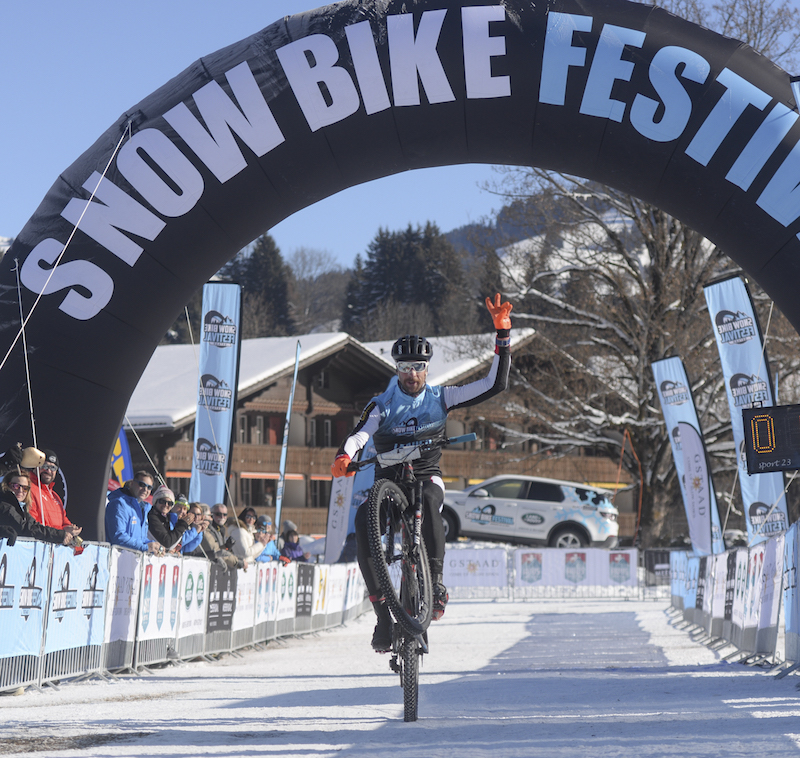 Nicola Rohrbach_2017 Snow Bike Festival Gstaad Stage3 captured by Zoon Cronje