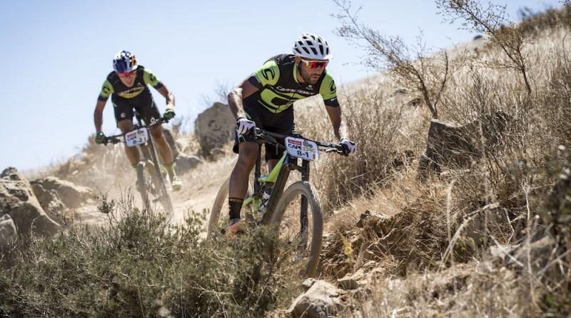 Zweiter Etappensieg fürt Manuel Fumic und Henrique Avancini ©Nick Muzik/Cape Epic/SPORTZPICS