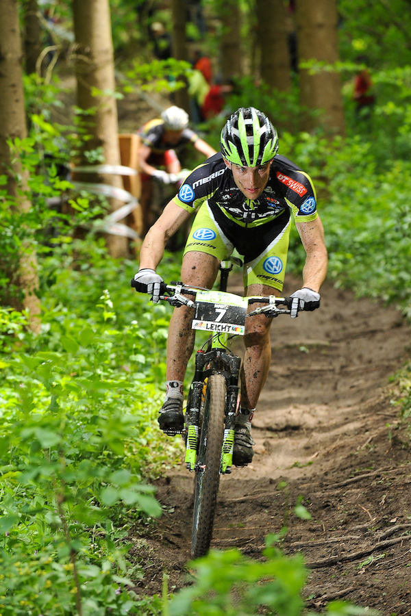 100516_GER_Heubach_XC_Men_Milatz_forest_frontal_by_Kuestenbrueck.