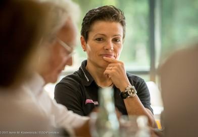 """Marathon-WM Singen: Sabine Spitz im """"High-Alert""""-Modus"""